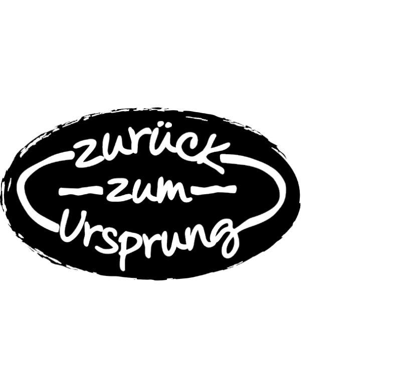 Logo Zurück zum Ursprung